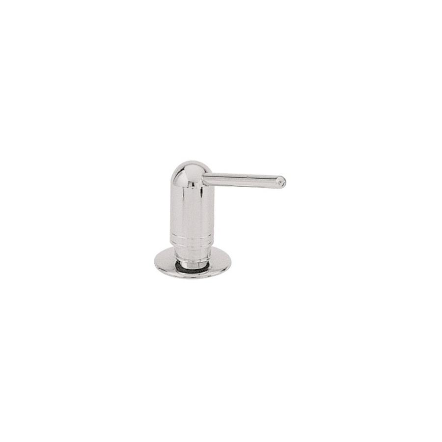 American Standard Satin Nickel Soap and Lotion Dispenser