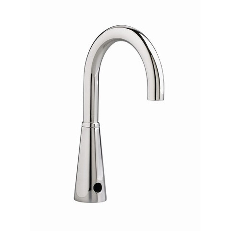 American Standard Selectronic Polished Chrome Touchless Single Hole WaterSense Bathroom Faucet