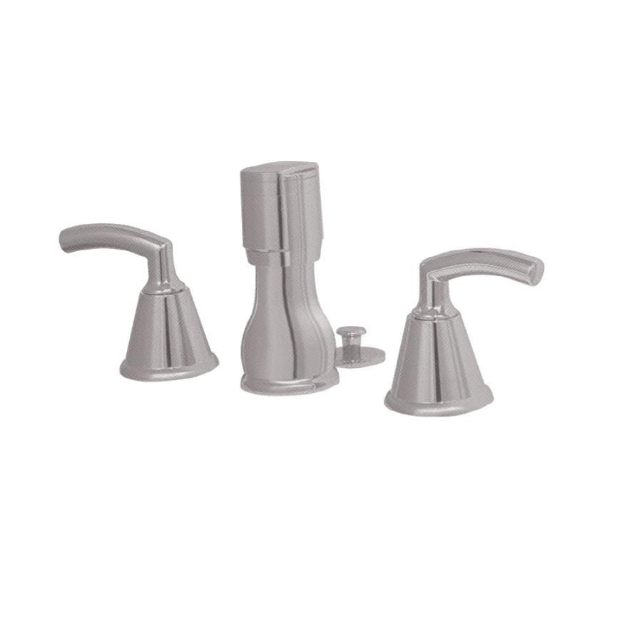 American Standard Tropic Satin Nickel Vertical Spray Bidet Faucet