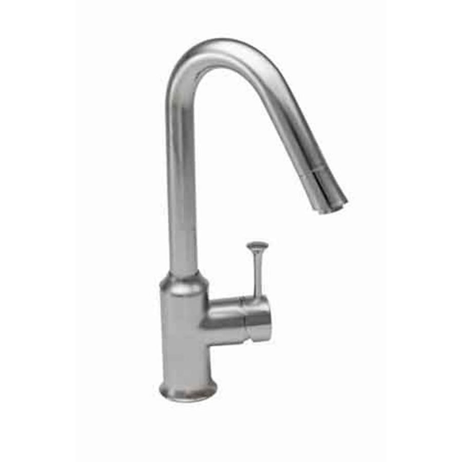 American Standard Pekoe Stainless Steel 1-Handle High-Arc Kitchen Faucet