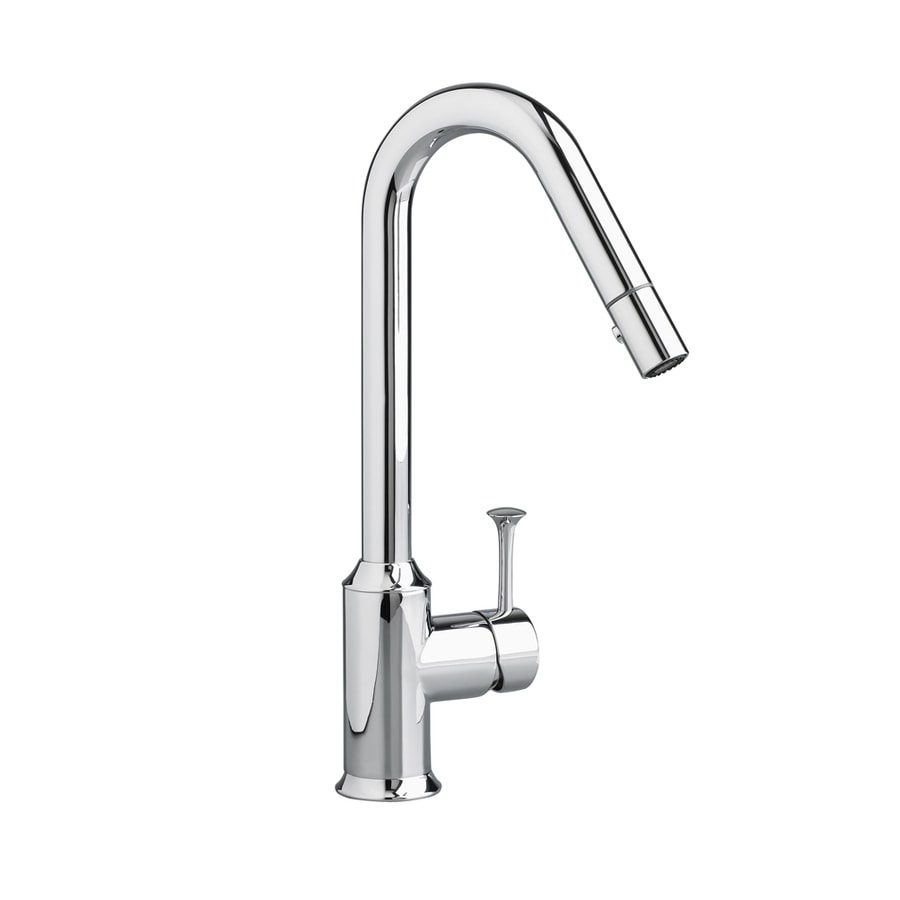 American Standard Pekoe Polished Chrome 1-Handle Pull-Out Kitchen Faucet