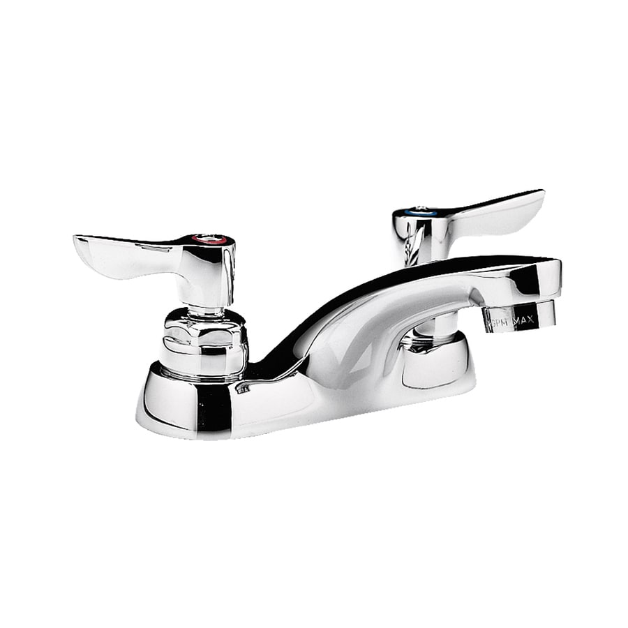 American Standard Monterrey Polished Chrome 2-Handle WaterSense Bathroom Sink Faucet