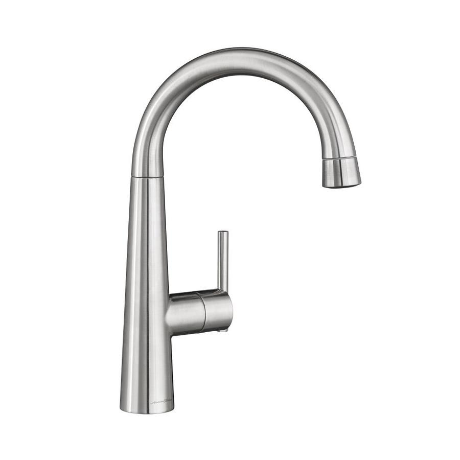 American Standard Edgewater Stainless Steel 1-Handle Pull-Down Kitchen Faucet
