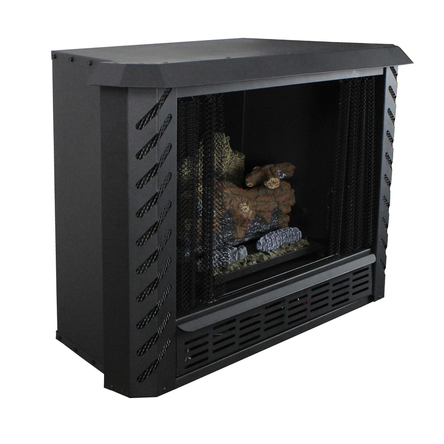 Ashley Hearth Products 1,200-sq ft Single-Burner Vent-Free Natural Gas Stove