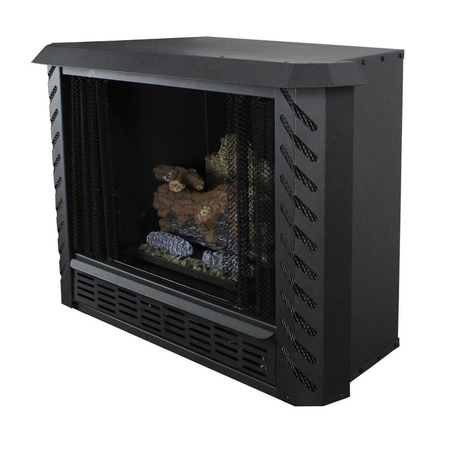 Shop Ashley Hearth Products 1 200 Sq Ft Single Burner Vent