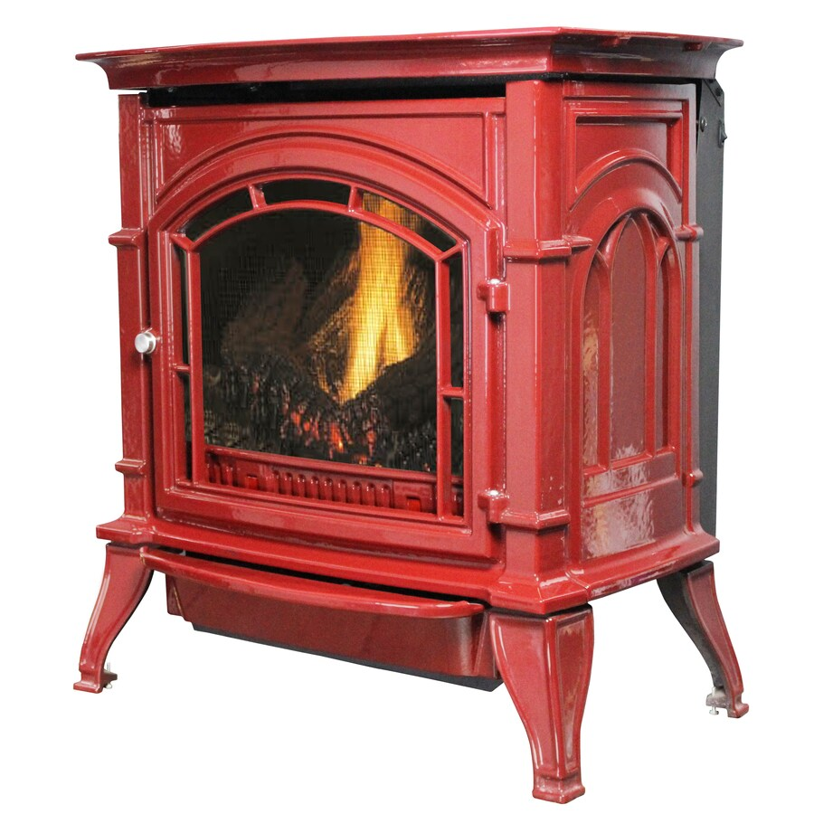 Propane Gas Stoves : Shop ashley hearth products sq ft single burner vent