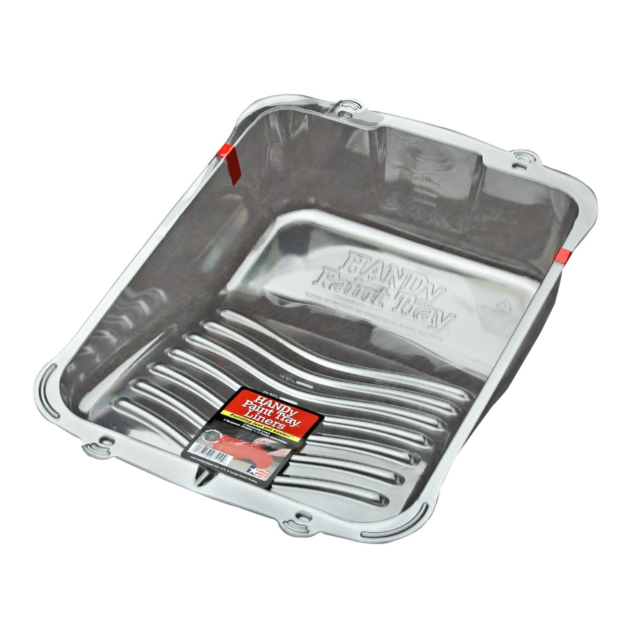 HANDy HANDy Disposable Paint Tray (Common: 12-in x 20-in; Actual 13-in x 17.5-in)