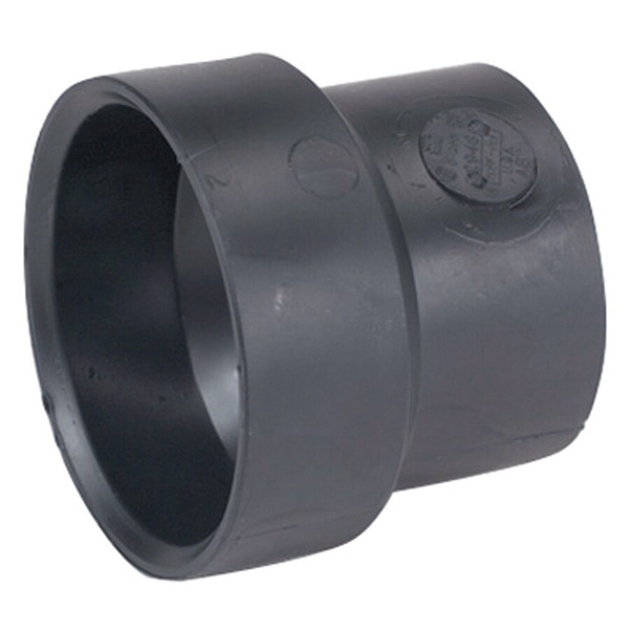 Mueller Streamline 2-in x 1-1/2-in dia ABS Coupling Fitting