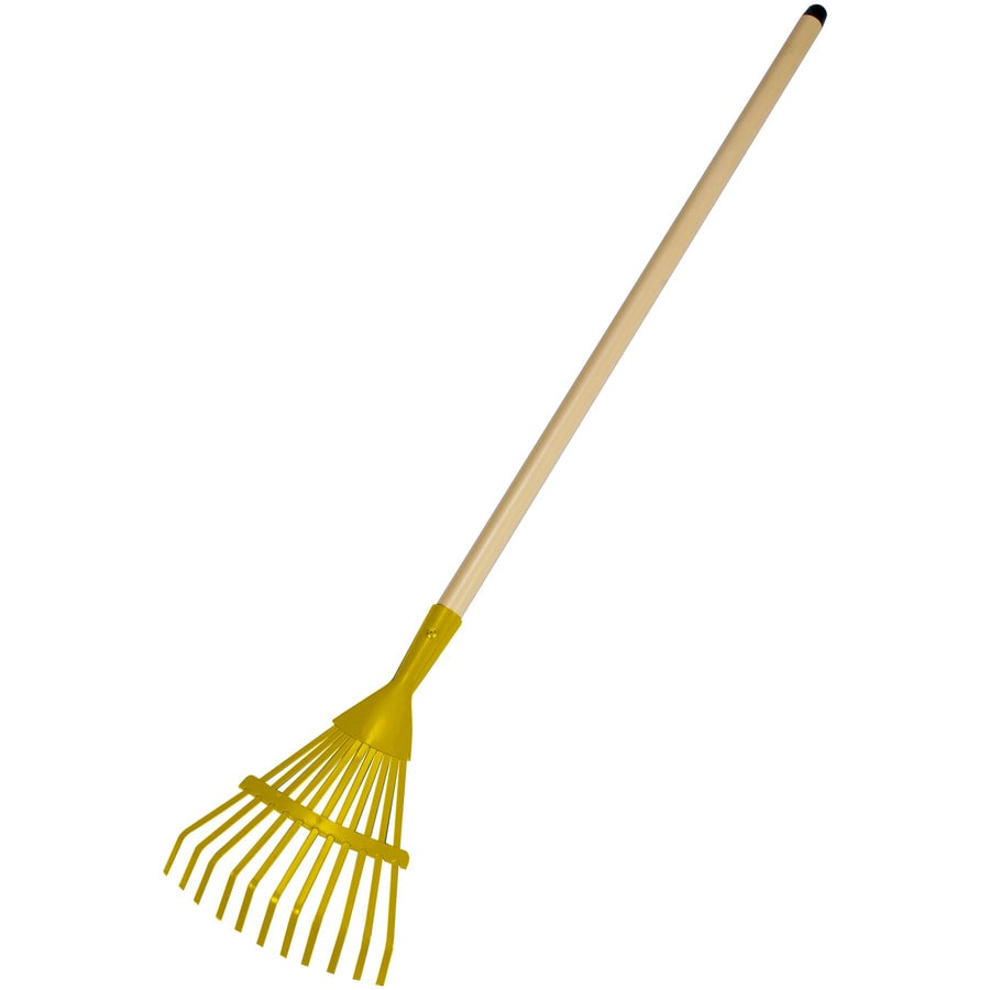 Shop Garden Pals Kids Long Handle Shrub Rake At Lowes Com