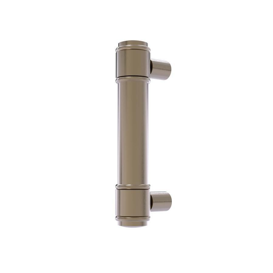 Allied Brass M-1-ABR Designer Cabinet Knob Antique Brass