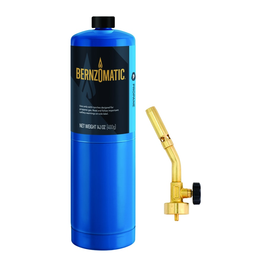 Shop Bernzomatic Brass Pencil Flame Torch Kit At Lowes Com
