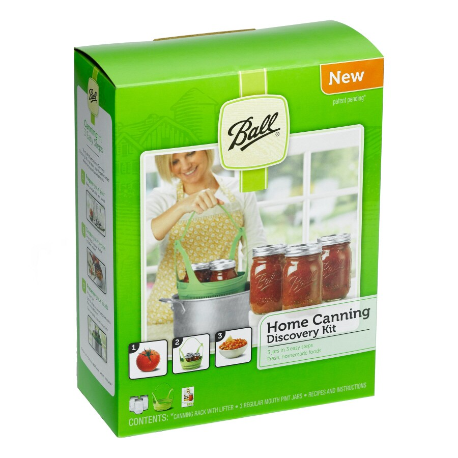 Ball Glass Canning Discovery Kit