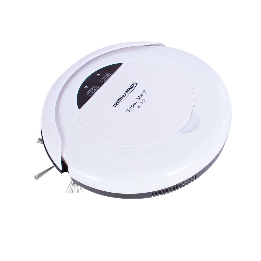 TECHKO Hard Floor/Carpet Wet/Dry Option Robotic Vacuum