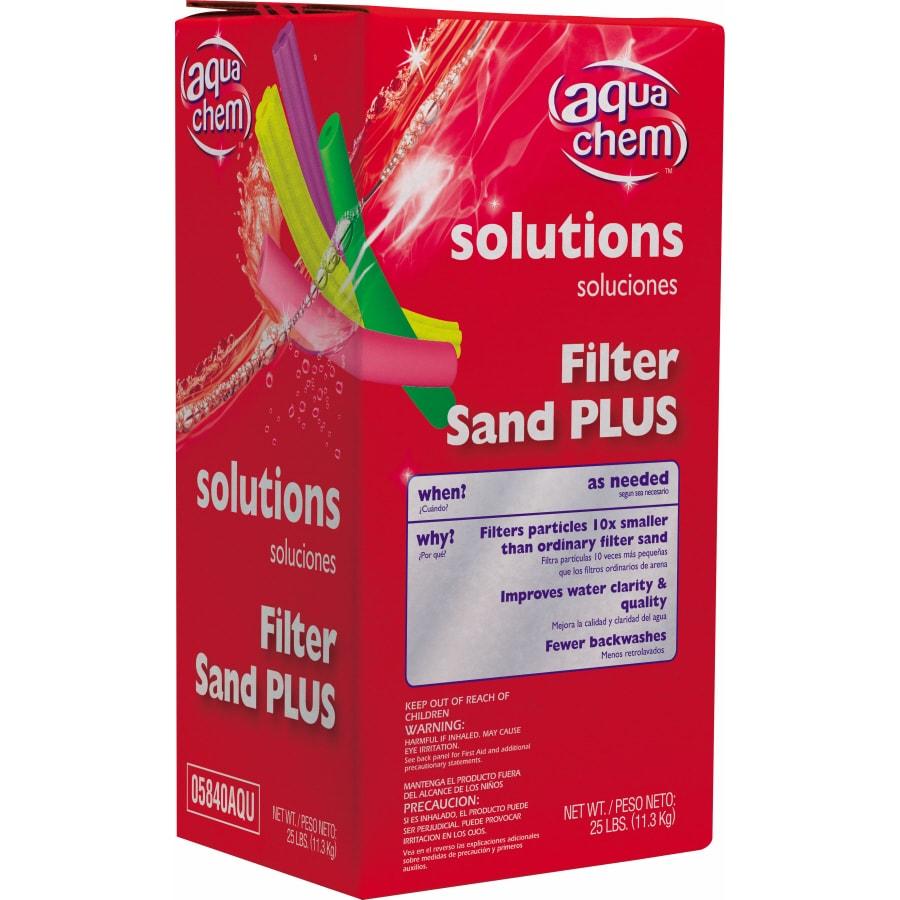 Aqua Chem 25-lb Sand Pool Filter Aid