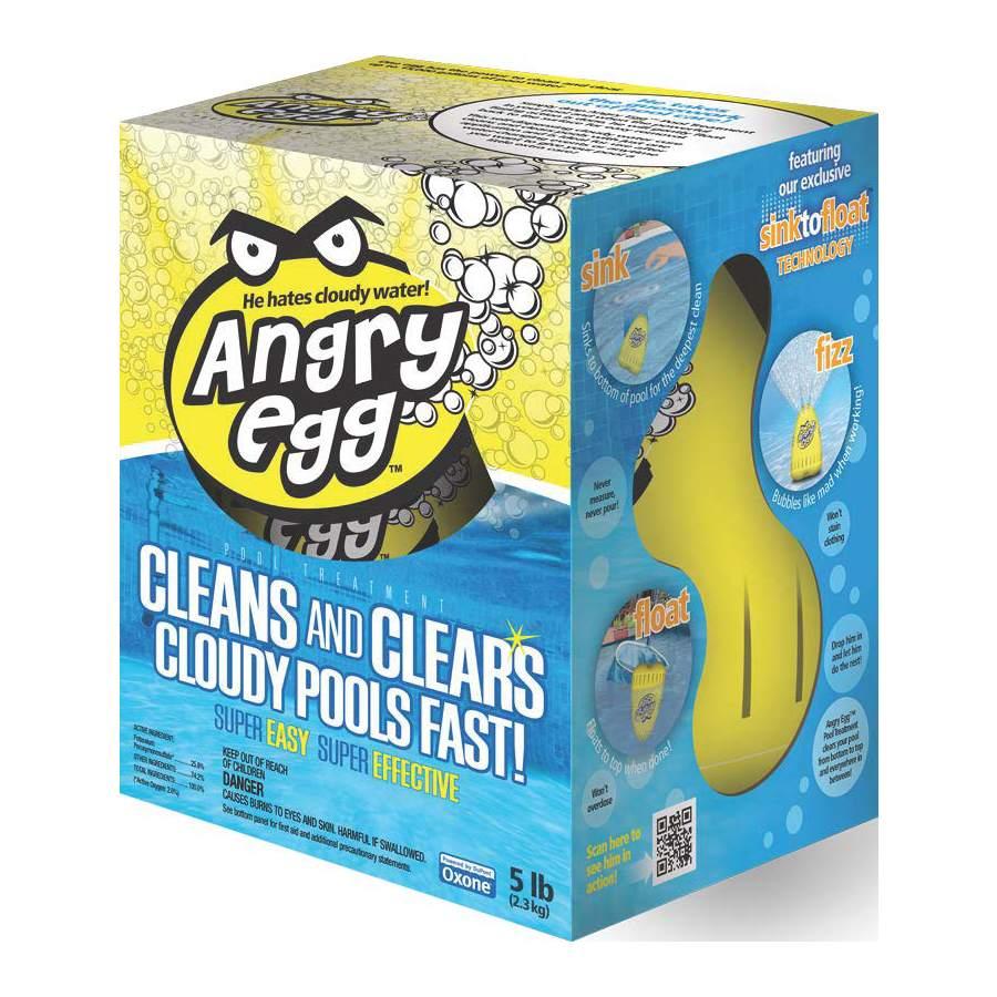 Angry Egg 80-oz Pool Shock