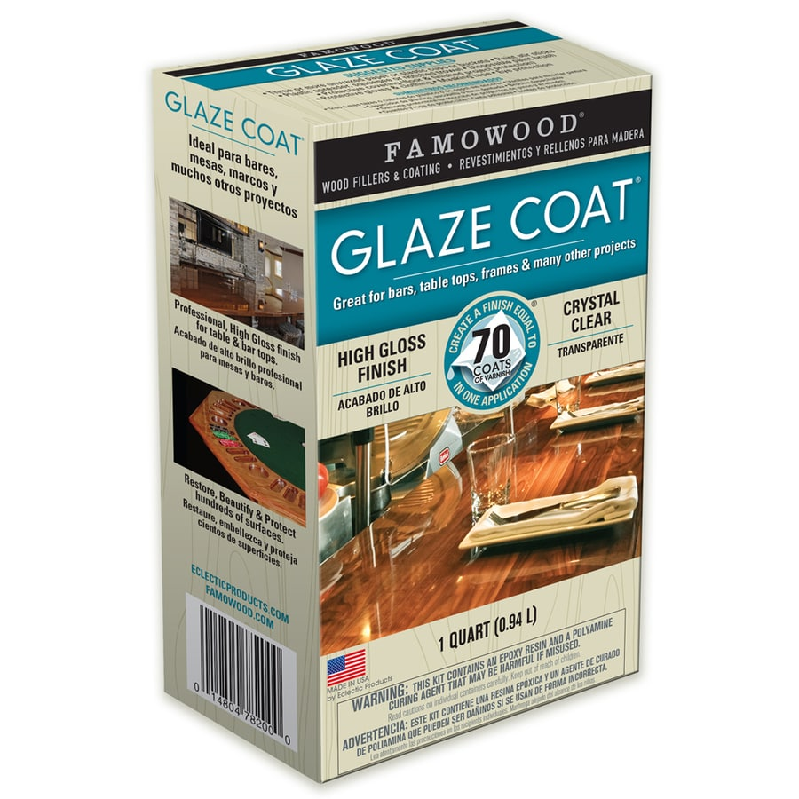Famowood Gloss Oil-Based 35-fl oz Polyurethane
