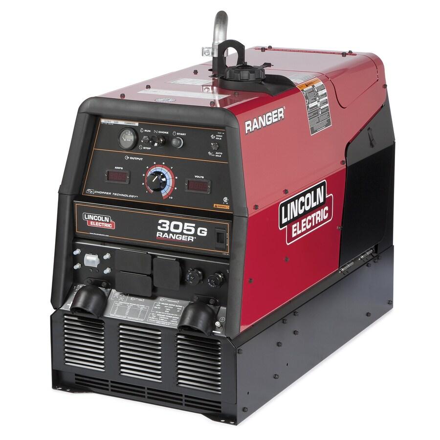 Lincoln Electric 23-HP 3600-RPM Stick Welder Generator