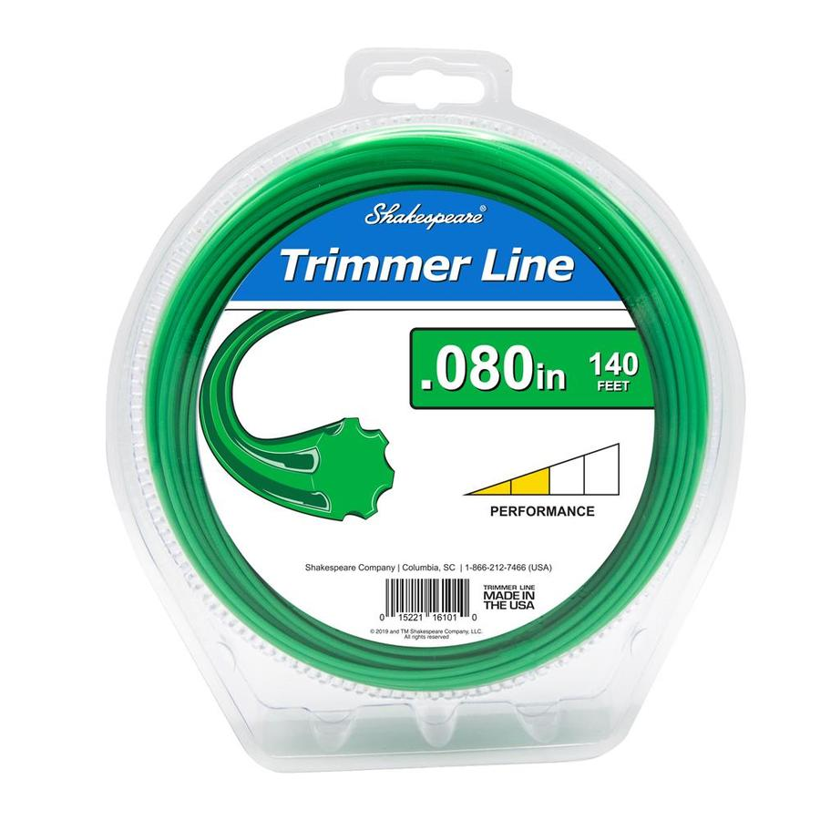 Shakespeare 140-ft Spool 0.08-in Trimmer Line
