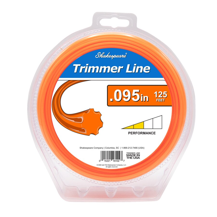 Shakespeare 125-ft Spool 0.095-in Trimmer Line