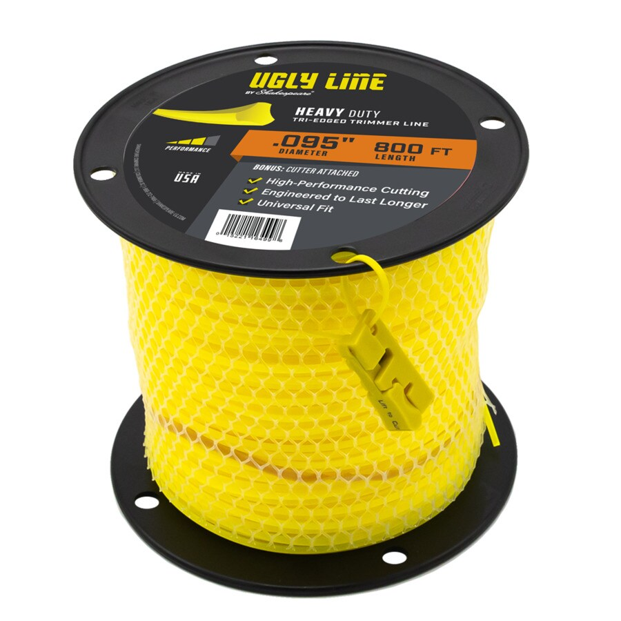 Premium Trimmer Line - Ugly Twist A 2 for 15.00 .80 inch x 175 feet