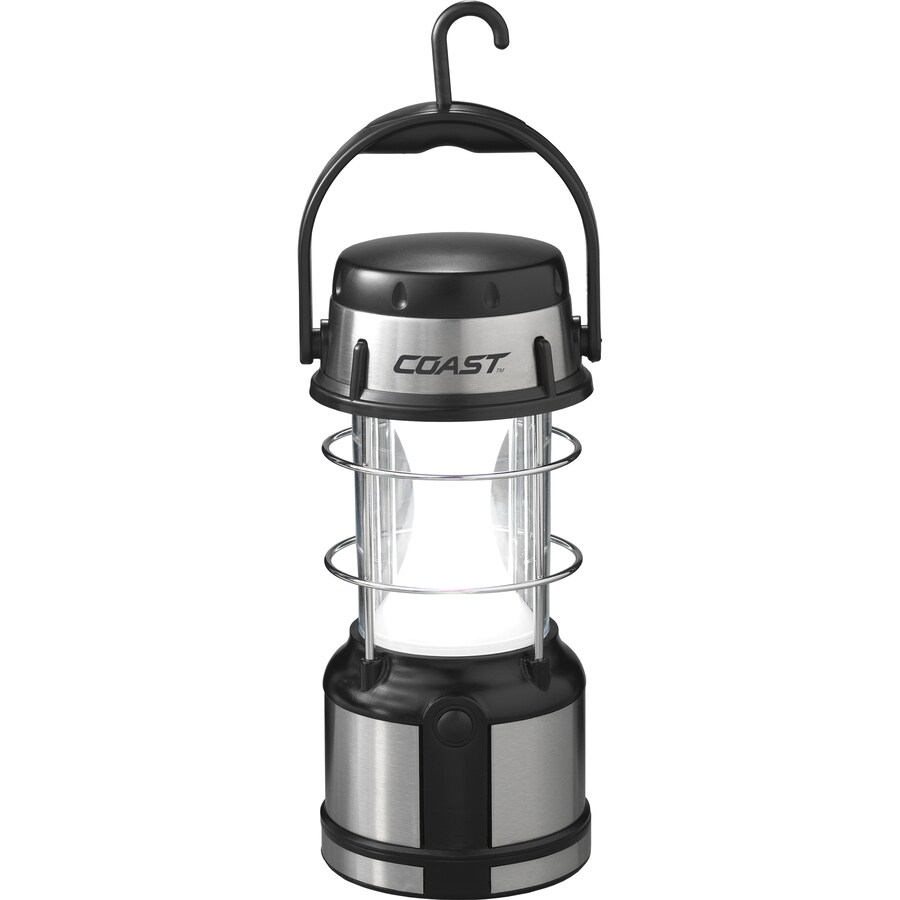 Coast 460-Lumen LED Emergency Battery Flashlight