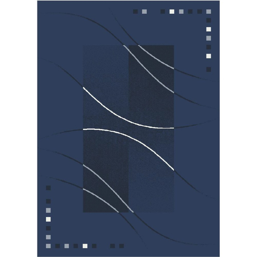 Milliken Caliente Multicolor Rectangular Indoor Tufted Area Rug (Common: 4 x 6; Actual: 46-in W x 64-in L)