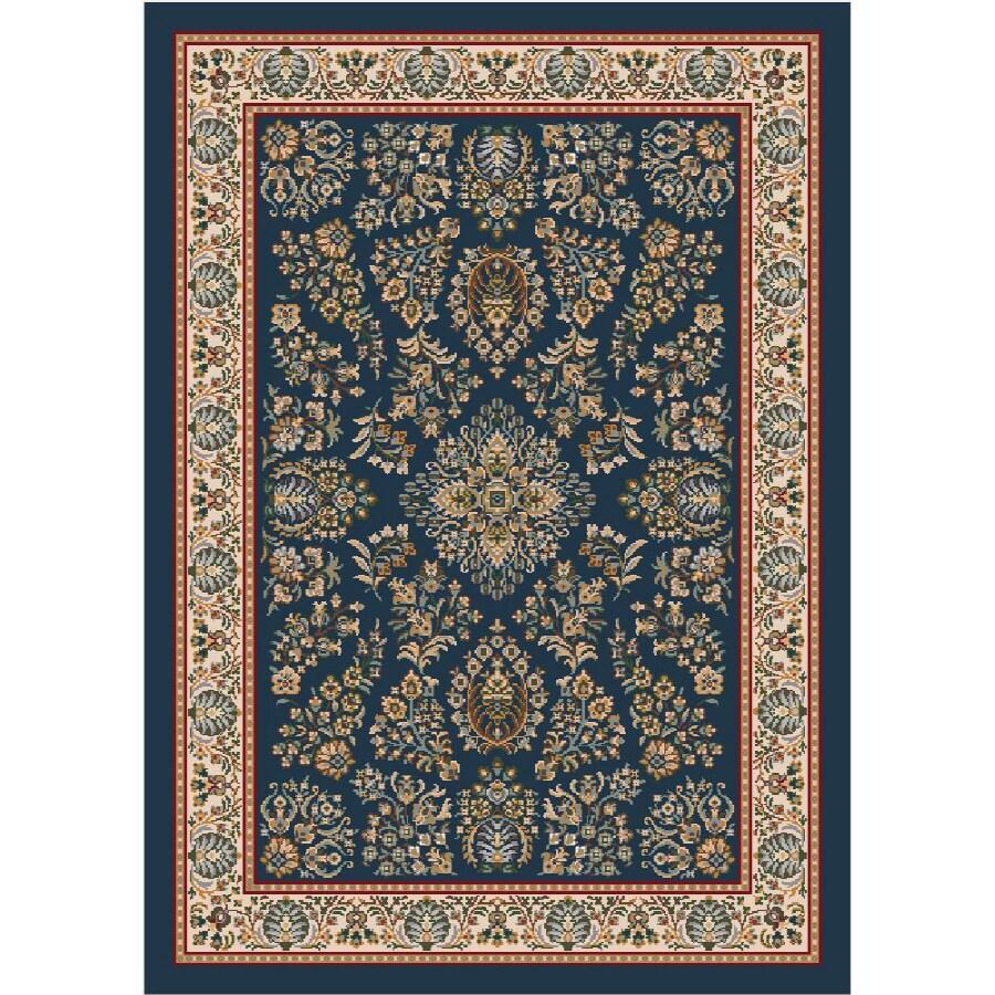 Milliken Halkara Multicolor Rectangular Indoor Tufted Area Rug (Common: 4 x 6; Actual: 46-in W x 64-in L)