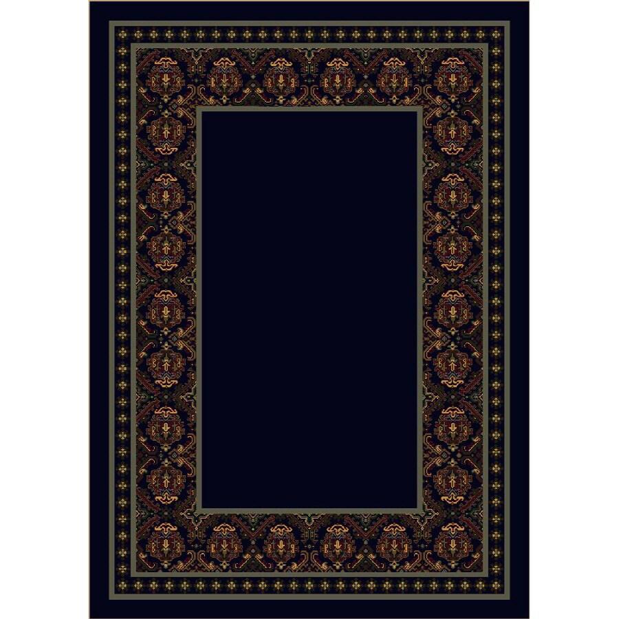 Milliken Karaman Multicolor Rectangular Indoor Tufted Area Rug (Common: 4 x 6; Actual: 46-in W x 64-in L)