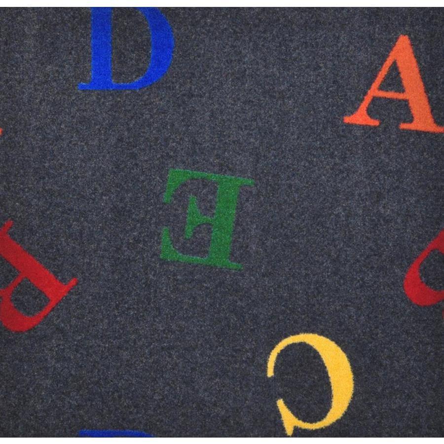 Joy Carpets Playful Patterns Licorice Cut and Loop Indoor Carpet