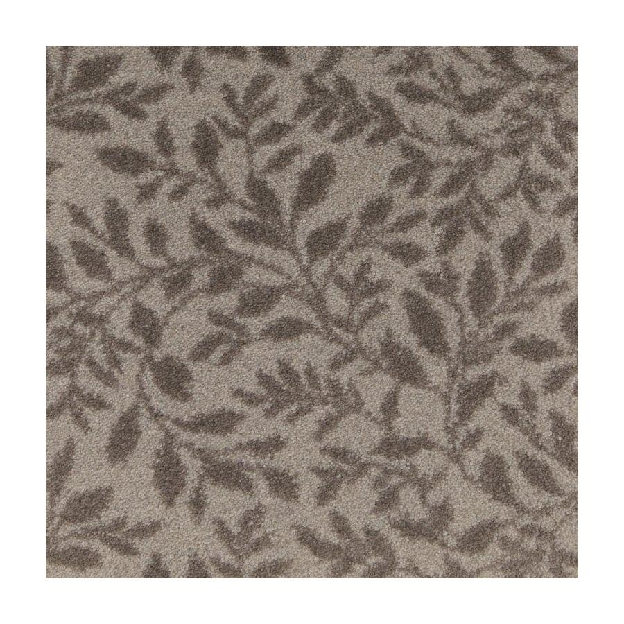 STAINMASTER Natural Breeze Silver Leaf Saxony Carpet