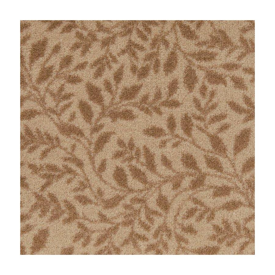 STAINMASTER Natural Breeze Casual Beige Saxony Carpet
