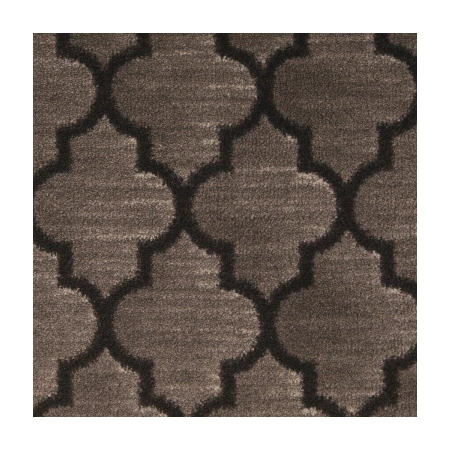 STAINMASTER Classic Grace Gray Saxony Carpet