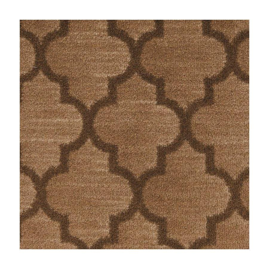 STAINMASTER Classic Grace Spice Brown Saxony Carpet