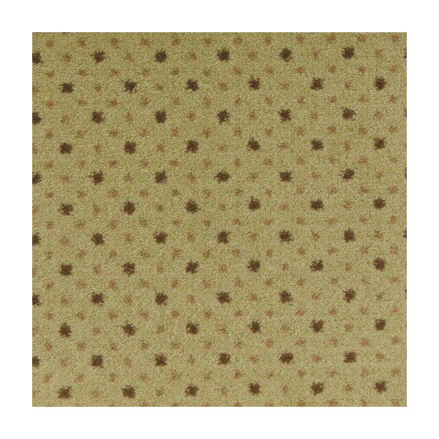 STAINMASTER Linen Weave Oyster Saxony Carpet