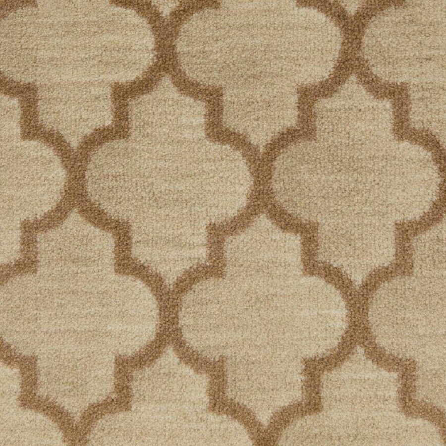 STAINMASTER Toasted Beige Nylon Fashion Forward Carpet Sample At Lowes