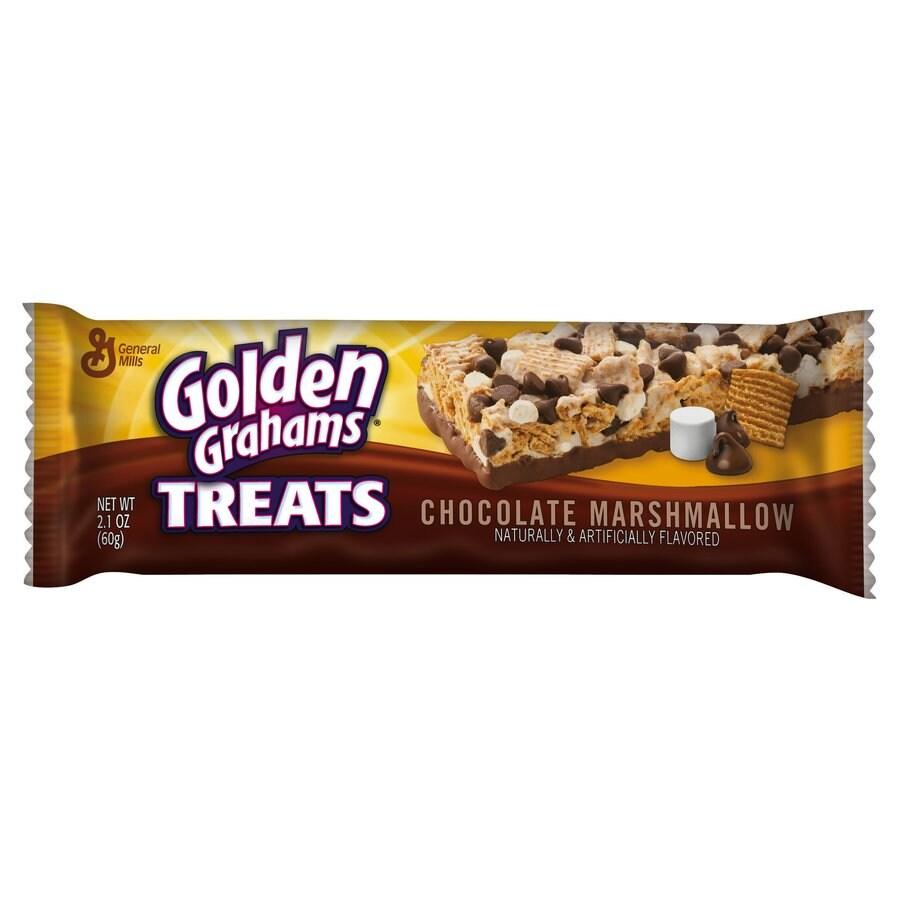 General Mills 2.1-oz Golden Graham Chocolate Marshmallow Treats