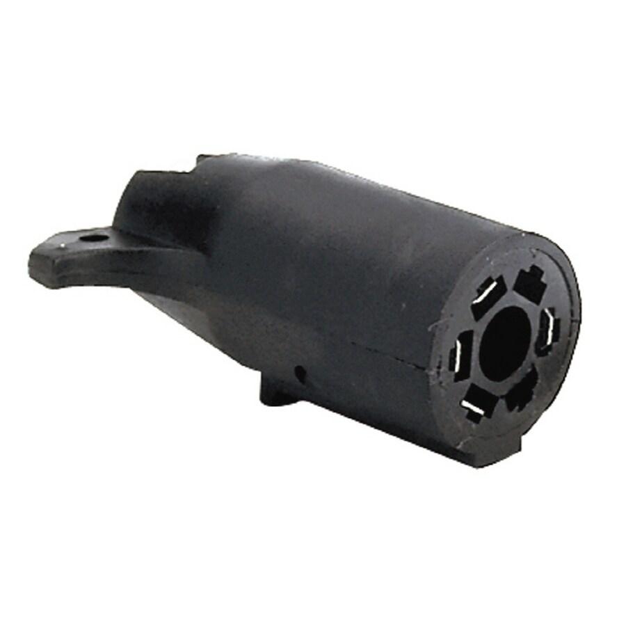 Reese 7-Way Round to 4 Way Flat Adapter
