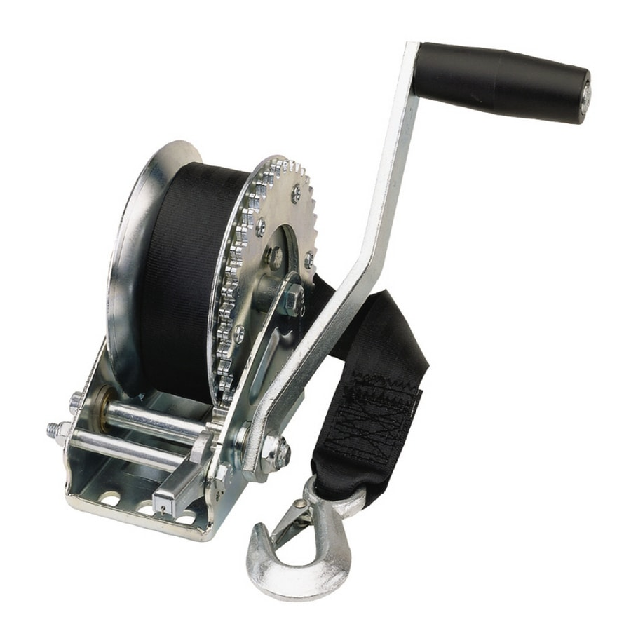 Reese Winch with Strap