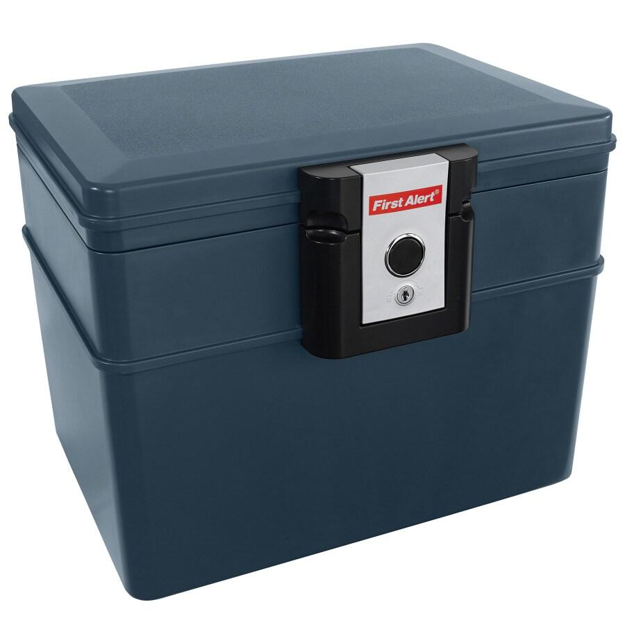 First Alert 0.62 Cu. Ft. Waterproof File Safe
