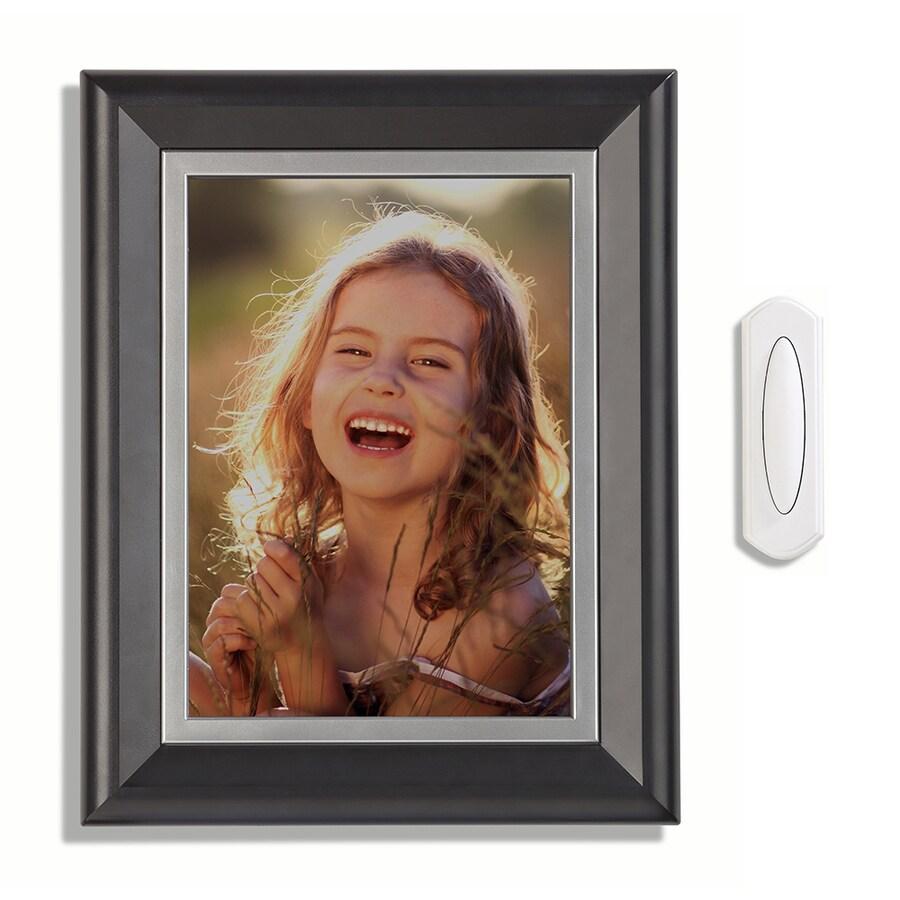 Utilitech Black Wireless Doorbell Kit