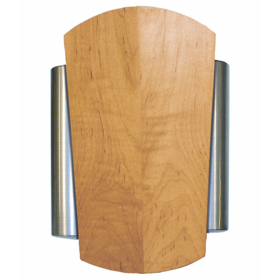 Heath Zenith Natural Finish Doorbell