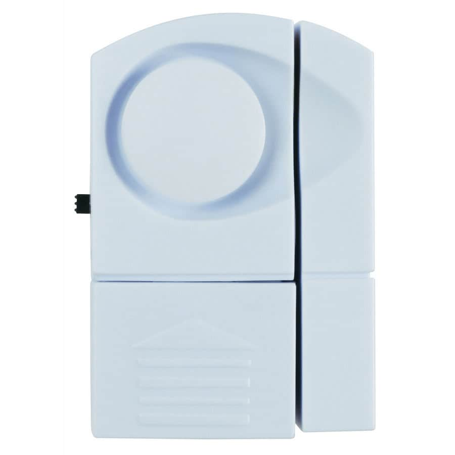 Utilitech Stand Alone Battery Operated Magnetic Door Sensor