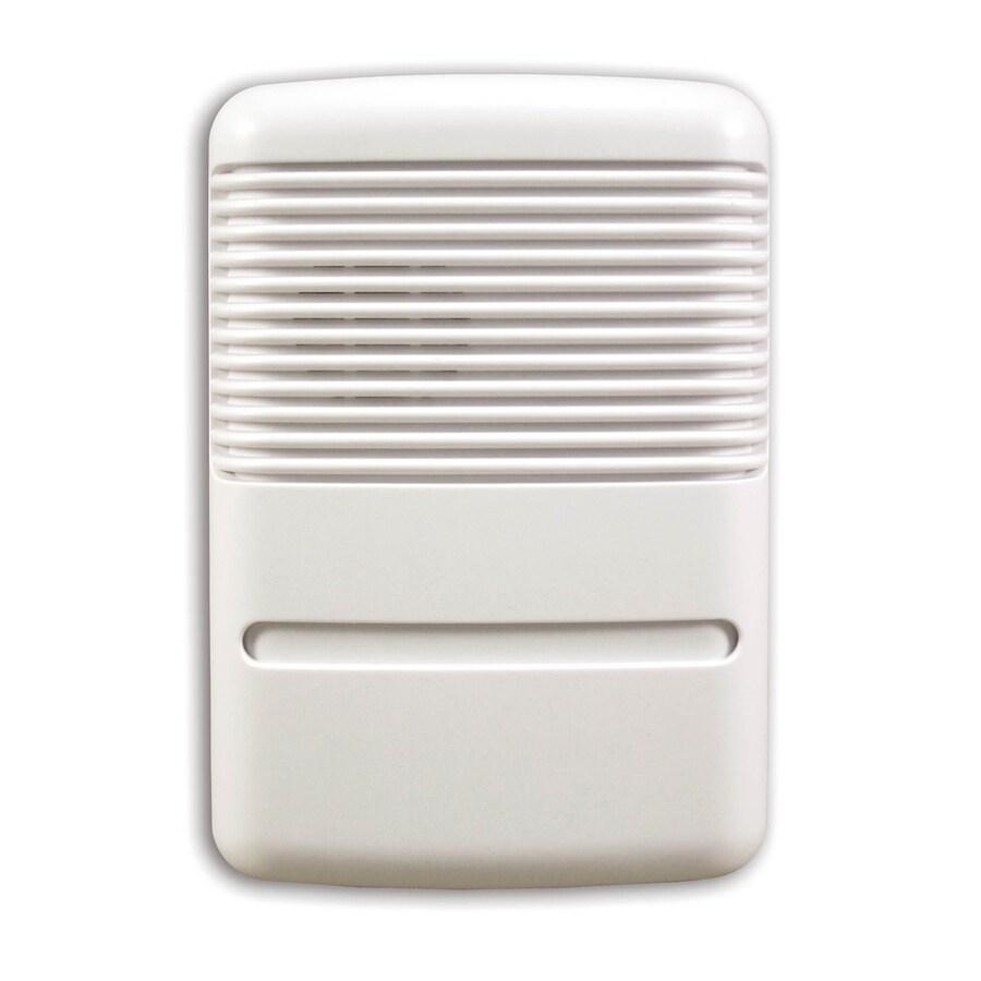 Utilitech White Wireless Doorbell