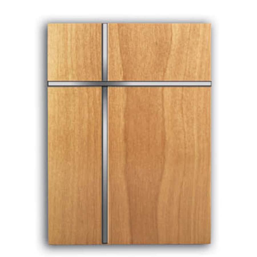 Heath Zenith Wireless Birch  Doorbell Kit