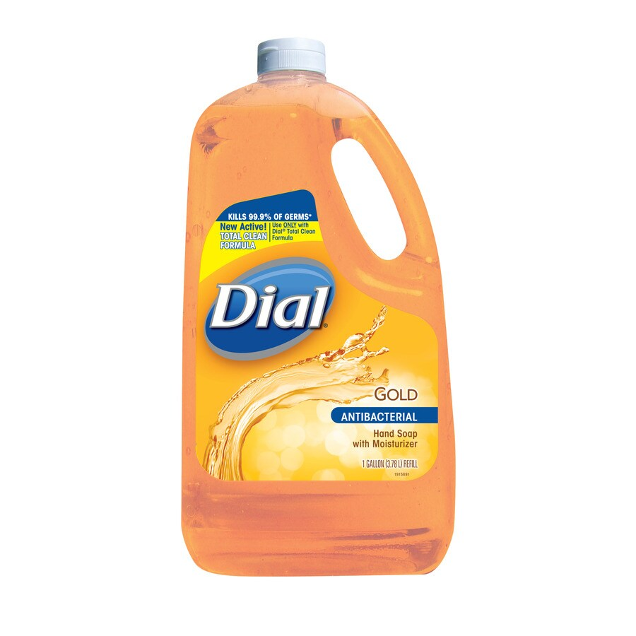 Shop Dial Gold 128 Fl Oz Antibacterial Hand Soap At Lowes Com