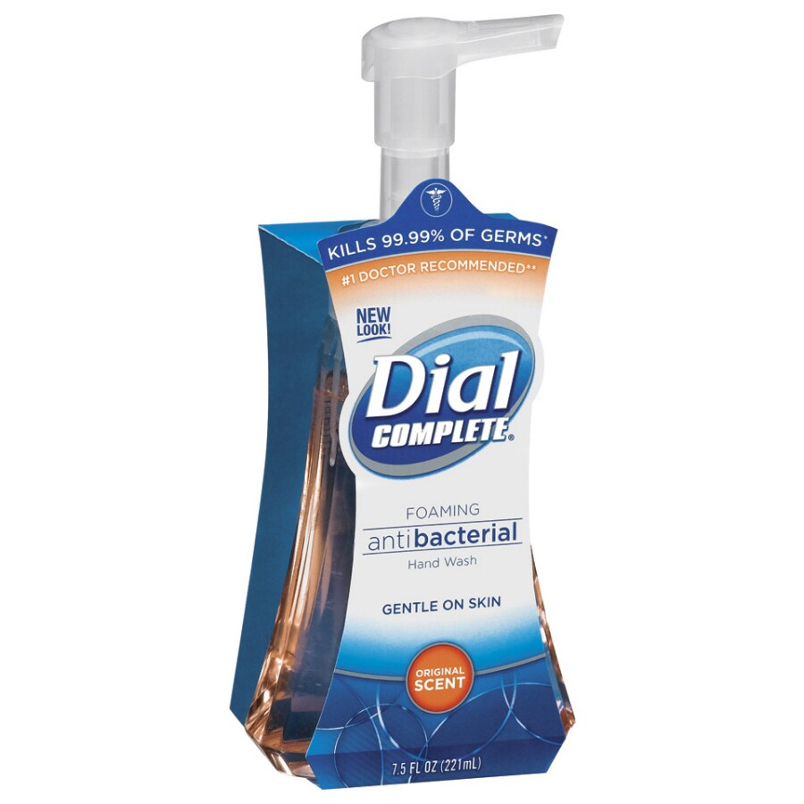 Dial 8 fl oz Foaming Liquid Hand Soap