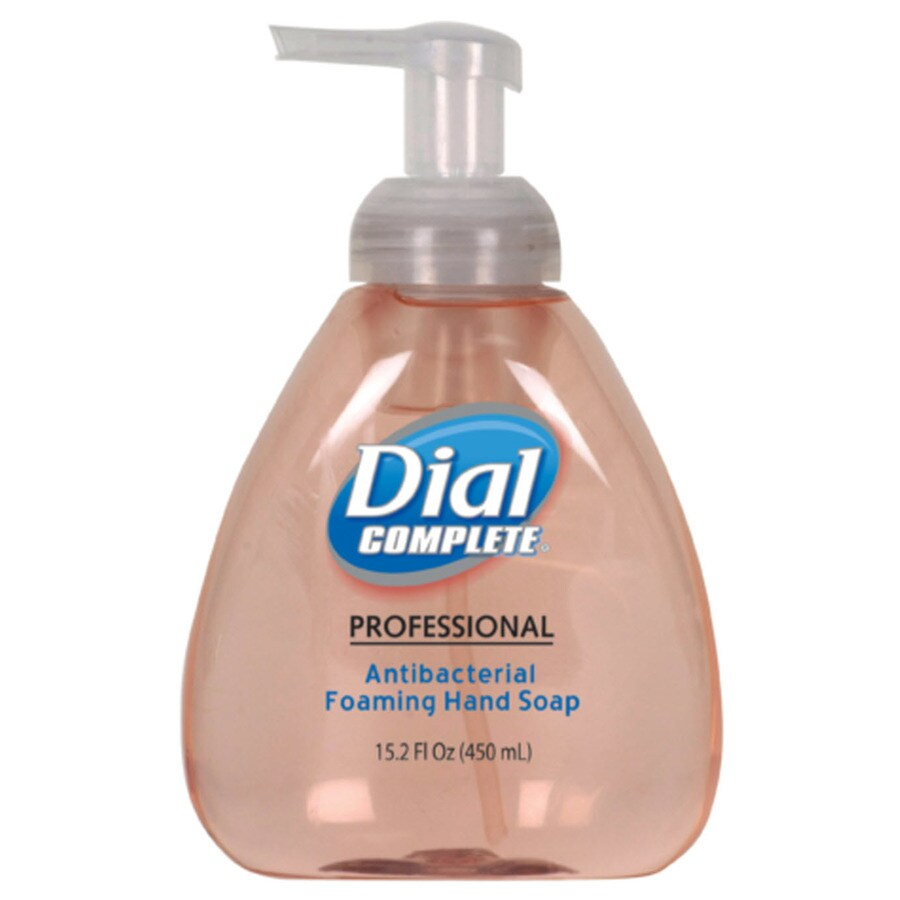 Dial 15.2-fl oz Antibacterial Floral Hand Soap