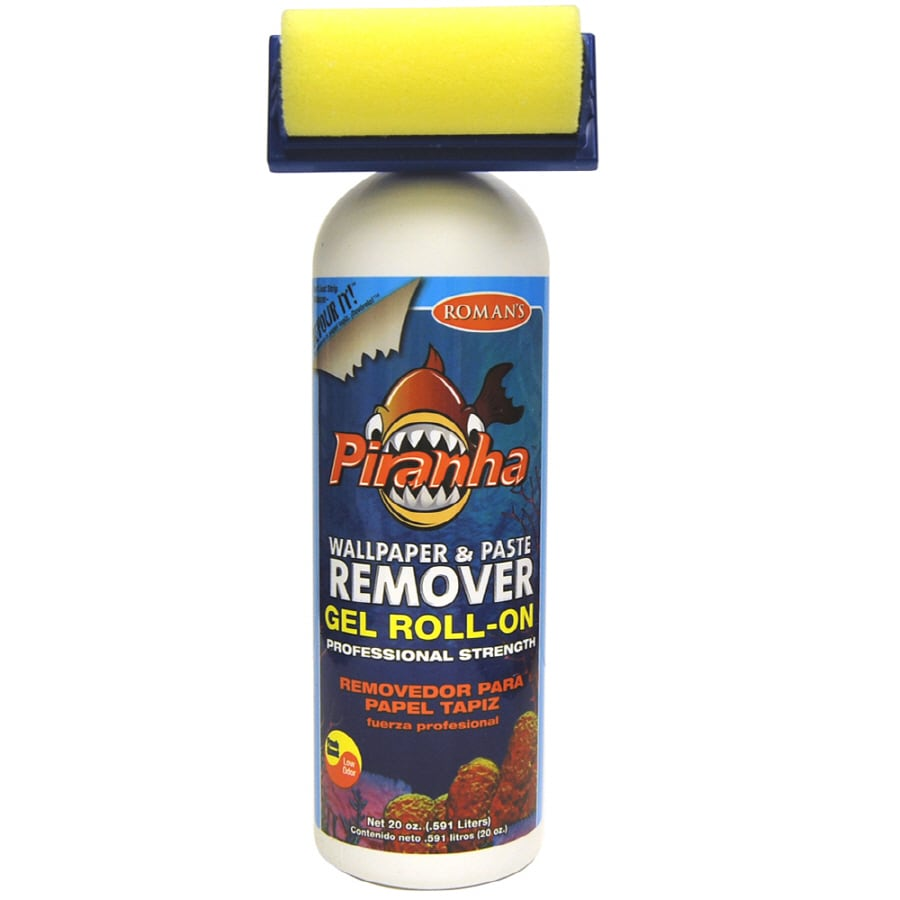 shop piranha 20 oz wallpaper remover at