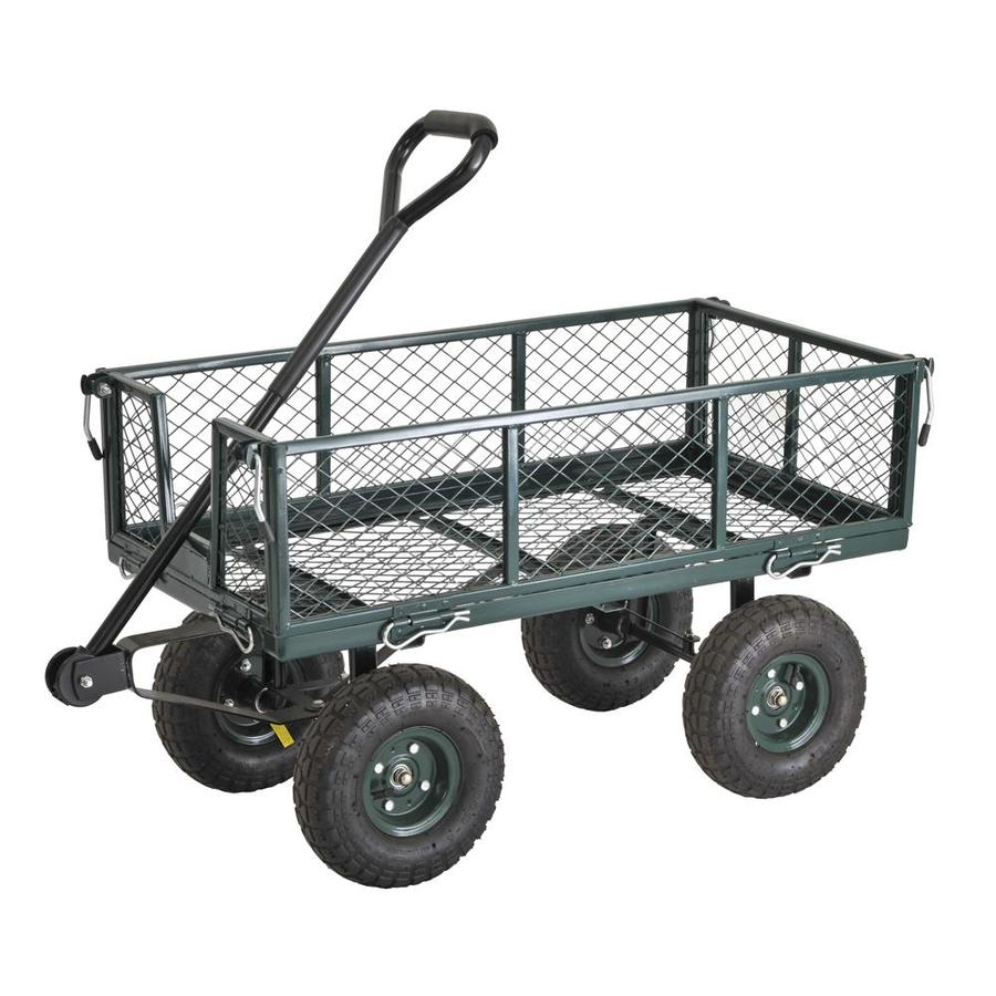 Shop Edsal 21 1 2 In Utility Cart At Lowes Com