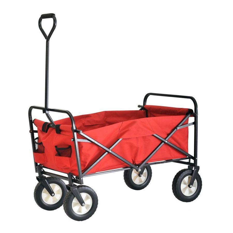 edsal 25-in Utility Cart